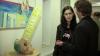 Květa Monhartová a Jiří Surůvka | zahájení výstavy | listopad 2010