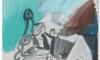 Bronislava Šnajdrová | Podle Filly | 2010 | akryl na plátně | 35 x 35 cm